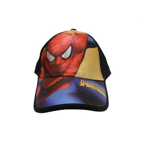 Gorra infantil de Spider-man.