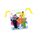Sesame Street Lunch bag.