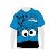 Sesame Street Adult T-shirt.