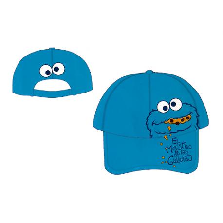 Gorra de Barrio Sésamo.