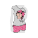 Pyjama adultes Femme Betty Boop manches courtes.
