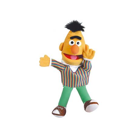 Sesame Street Bert Hand Puppet.