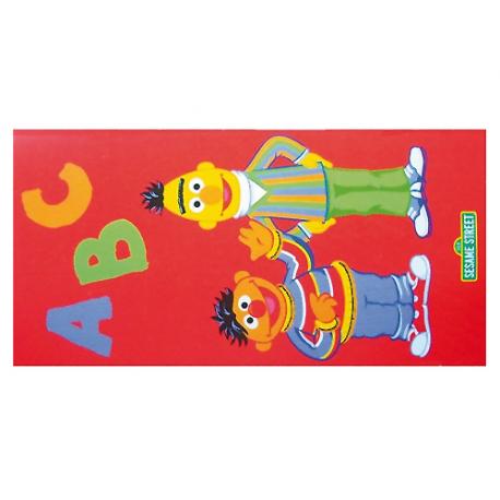 Sesame Street Towel.