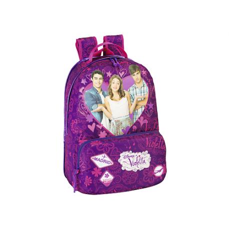 Violetta Backpack.