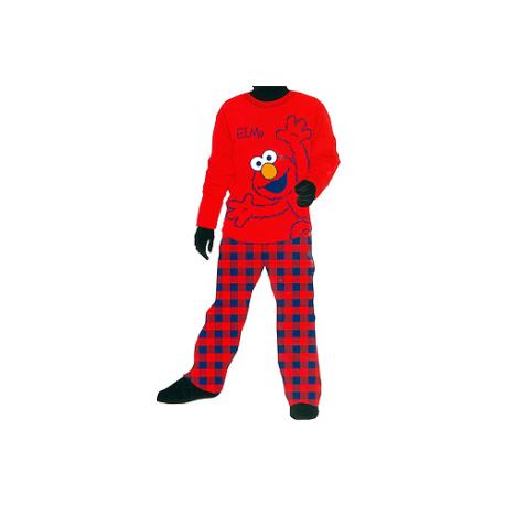 Pyjama junior Rue Sésame manches longues.
