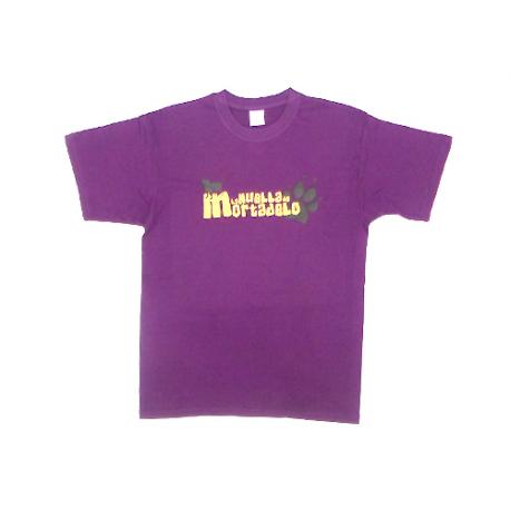 Camiseta adulto unisex de La huella de Mortadelo.
