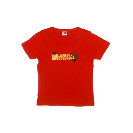 La huella de mortadelo Kids T-Shirt unisex.
