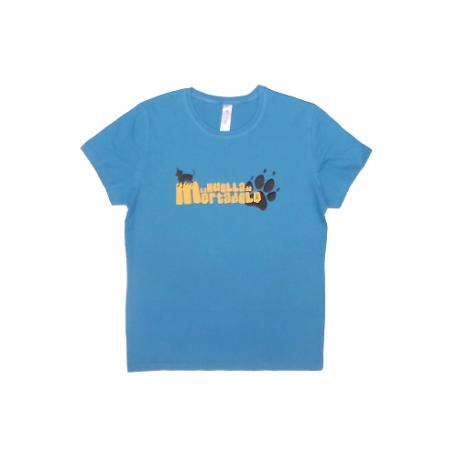 La huella de mortadelo Girl T-Shirt.