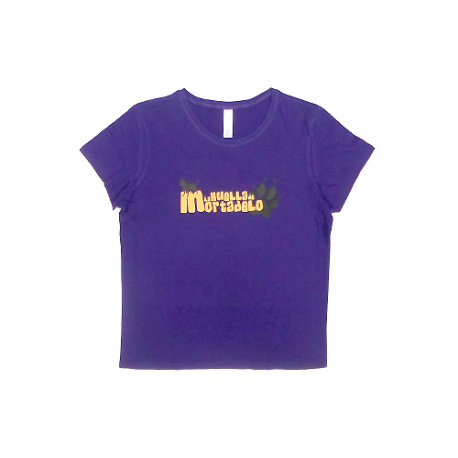 La huella de mortadelo Girl T-Shirt.
