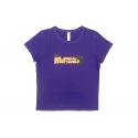 T-Shirt La Huella de Mortadelo Femme.
