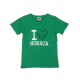 Huesca T-Shirt for girls.