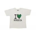 T-Shirt Huesca junior.