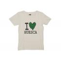 Huesca T-Shirt for girls.