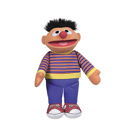Sesame Street Ernie Big Plush doll.