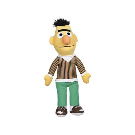 Sesame Street Bert Big Plush doll.