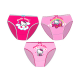 Pack de 3 braguitas de Hello Kitty.
