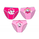 Hello Kitty 3 Pack of Girls Slips.