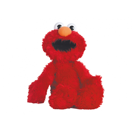 Sesame Street Elmo Medium Plush doll.