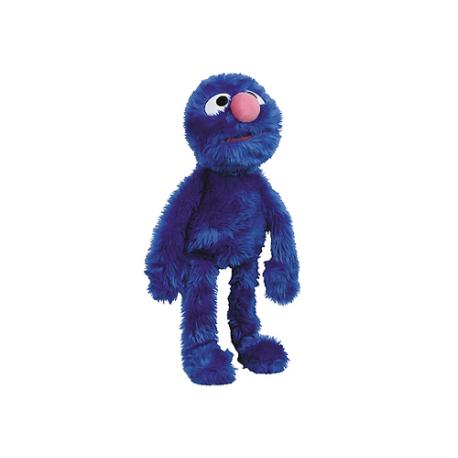 Sesame Street Grover Medium Plush doll.
