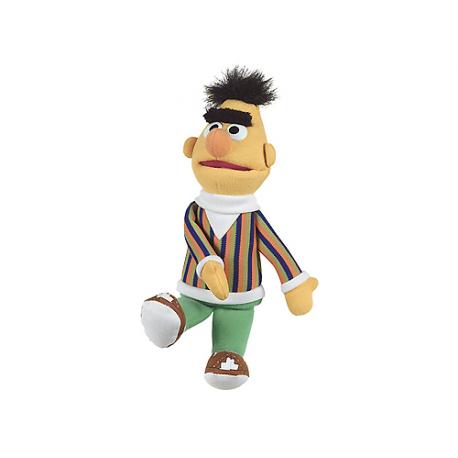Sesame Street Bert Small Plush doll.