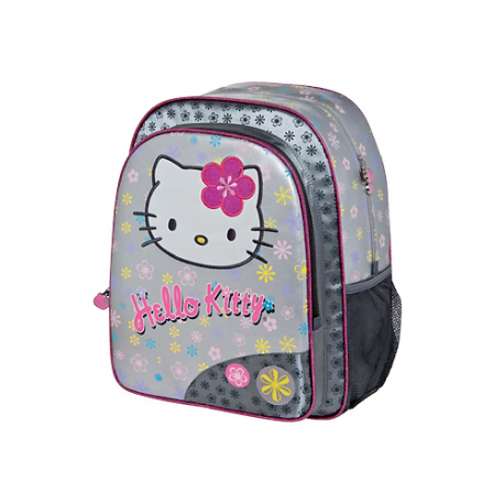 Sac à dos Hello Kitty.