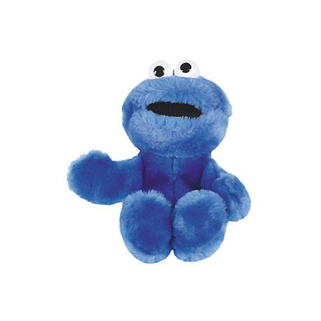 Petite peluche Cookie Monster Rue Sésame.