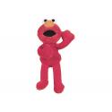 Peluche pequeño de Elmo de Barrio Sésamo.