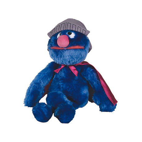 Sesame Street Super Grover Big Plush doll.