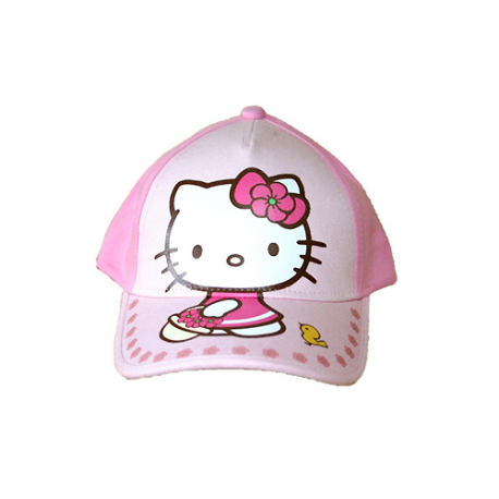 Gorra bebé de Hello Kitty.