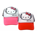 Gorra infantil de Hello Kitty.