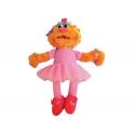 Sesame Street Zoe Medium Plush doll.