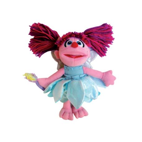 Sesame Street Miss Abby Cadabby Small Plush doll.