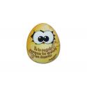 Huevo de oro mini Plush lycra.