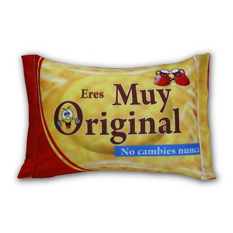 Eres muy original Medium Plush lycra.