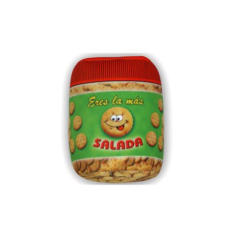 Peluche pequeño de lycra Saladas.