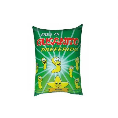 Gusanito Medium Plush lycra.