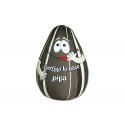 Moyenne peluche lycra Pipa.