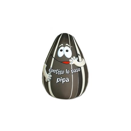 Peluche pequeño de lycra Pipa.