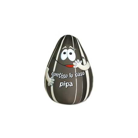 Petite peluche lycra Pipa.