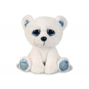 Moyenne peluche Ours polaire.