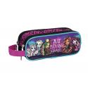 Portatodo doble de Monster High.