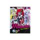 Carpeta de polipropileno de Monster High.