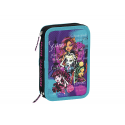 Plumier doble pequeño de Monster High.