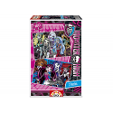Puzzles de 100 pièces Monster High.