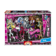 Puzzle de 200 piezas de Monster High.