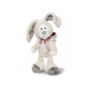 Peluche 35 cm. Nici Snow Rabbit.