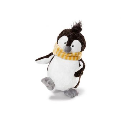 Peluche 25 cm. Snow Penguin de Nici.