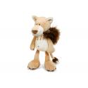 Nici Vulture & Lion 25 cm. Plush doll.