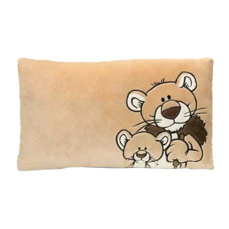 Nici Vulture & Lion Cushion.