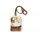 Nici Vulture & Lion Mobile phone bag.